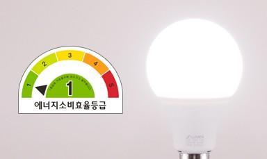 조명업계, 1등급 LED램프 출시 '잇따라'